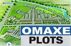 small image of plots at omaxe phase 1